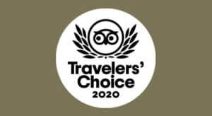 Traveler's Choice 2020 Logo