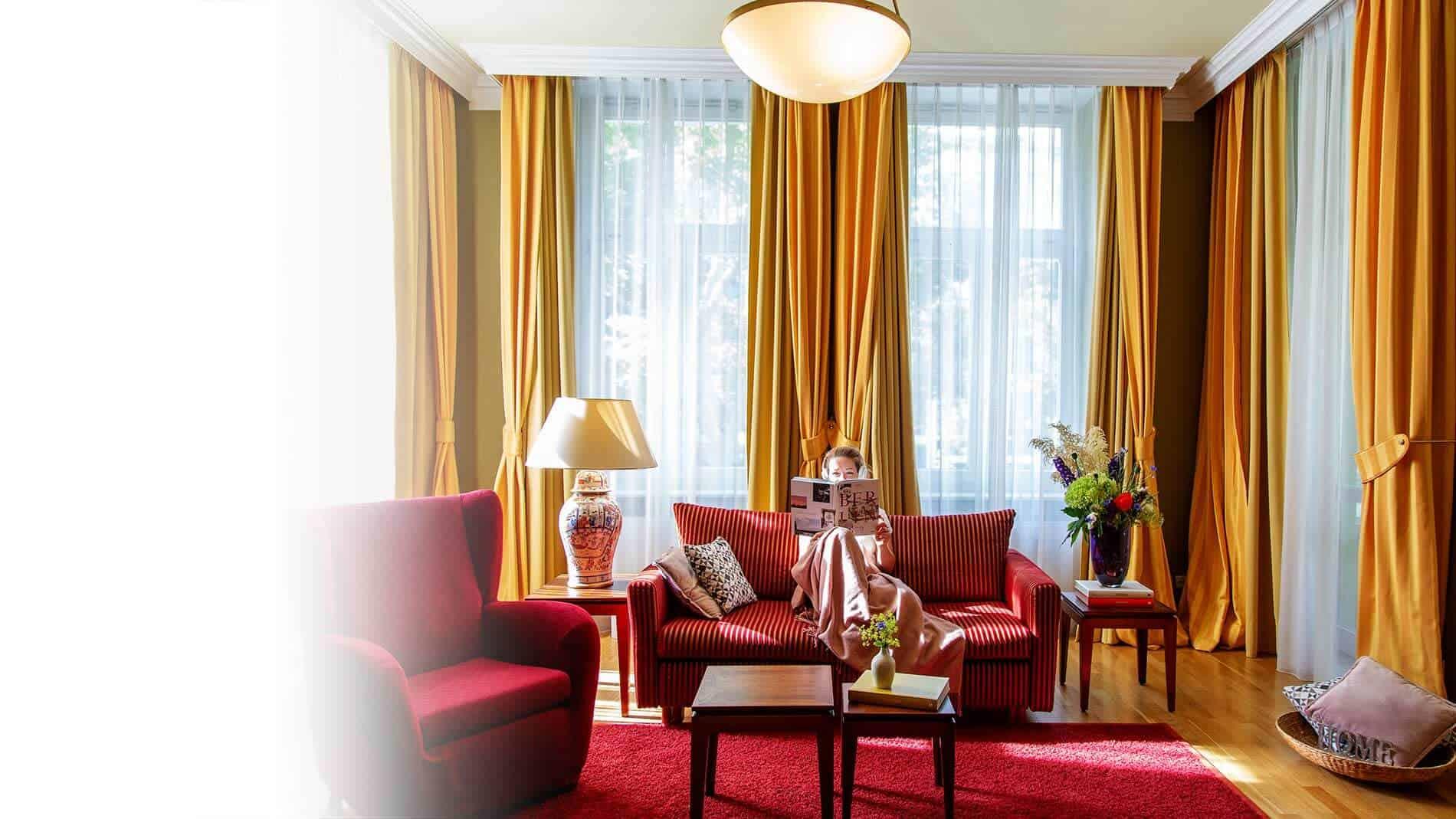 Grand Suite des Louisa's Place